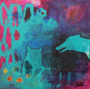 Field Dreams by Sarsten Noice