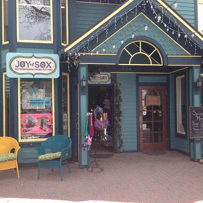 Joy of Sox 324 South Main Street Breckenridge 970 453 4534 in the heart of Historic Breckenridge