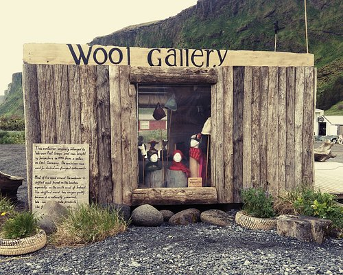 The Wool Gallery in 2018