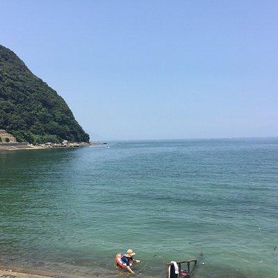 白涛海水浴場