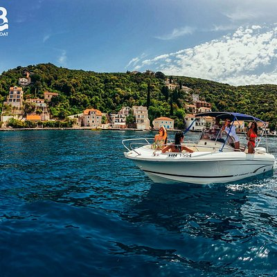 Montenegro Wild Boat