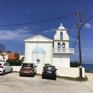 Agios Stefanos Church