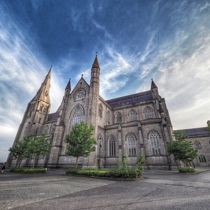 St Patrick's RC Cathedral Armagh