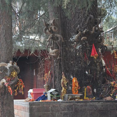 Ghatotkacha Temple