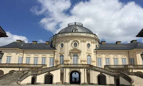 Hauptgebäude Schloss Solitude