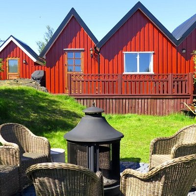 "The ""Lavalodge"" in our Heart of Iceland tour. See more on: www.icextravel.com"
