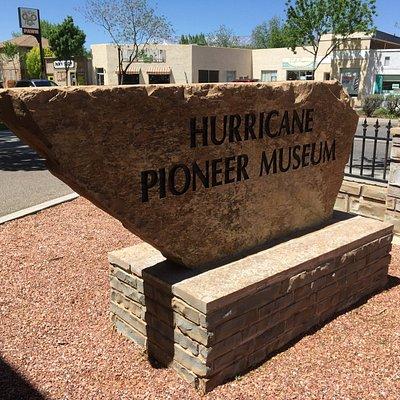 Hurricane Pioneer Museum, Hurricane, UT