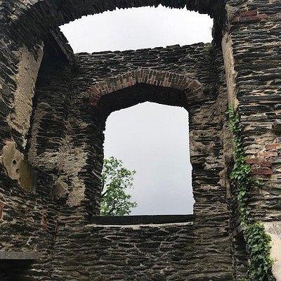 Ruins of St John's Episcopal Church