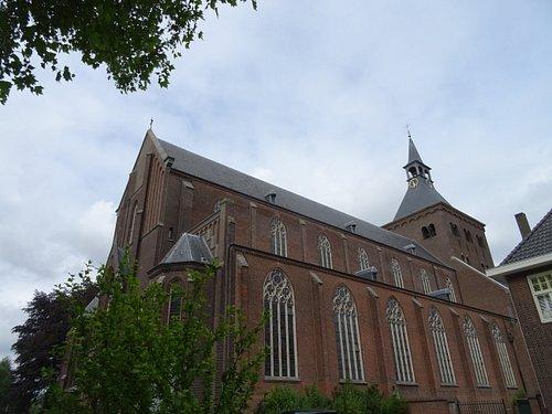 19de eeuwse Goirkese Kerk uit 1839 door architect H.Essens