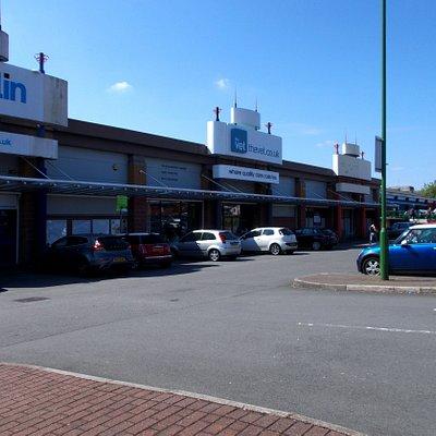 Cockhedge Shopping Park, Warrington