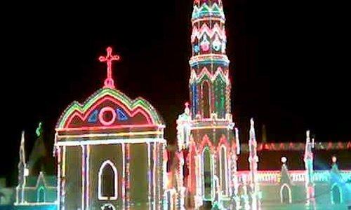 St Xavier church