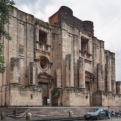 Chiesa di San Nicolo All'Arena - снаружи