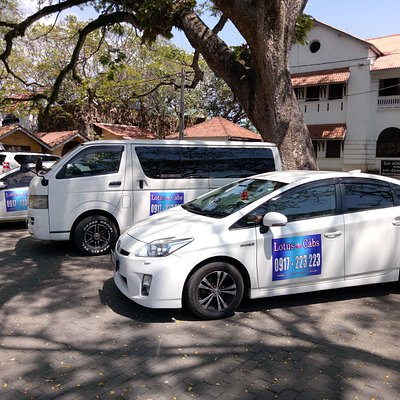 Lotus Cabs - Vehicle fleets