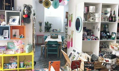 gift shop and studio