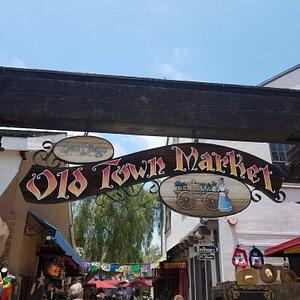 Great place to shop and eat