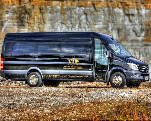 Branson's Highest Rated Sightseeing Tours are VIP Tours of Branson