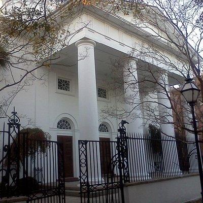 First Baptist Church, Charlesotn, SC
