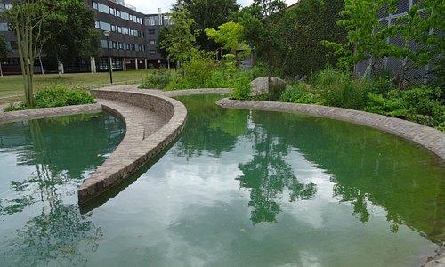 Museumtuin De Pont;Wilhelminapark Tilburg