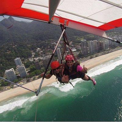 Quem Fly Hang gliding e asa delta