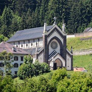 Chiesa della Beata Vergine Immacolata di Falcade