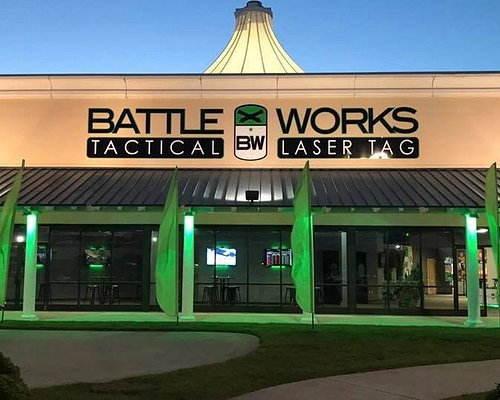 Battle Works Store Front