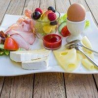 Landhaus-Frühstück