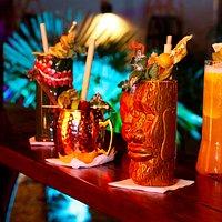 Cocktails et Tapas