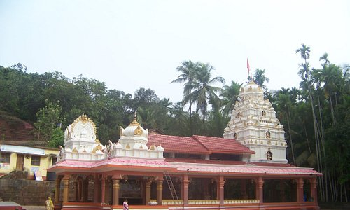 Full View of the Temple