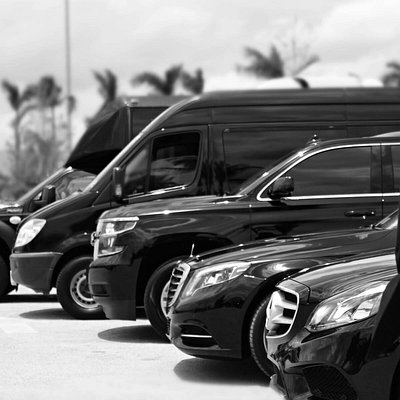 Full fleet of luxury options