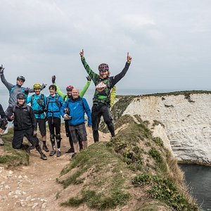 Our monthly Purbeck and Old Harry Rocks Day Tripper