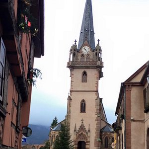 Eglise de Bernardswiller