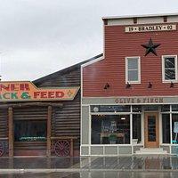 Maggie's Diner (Heartland)