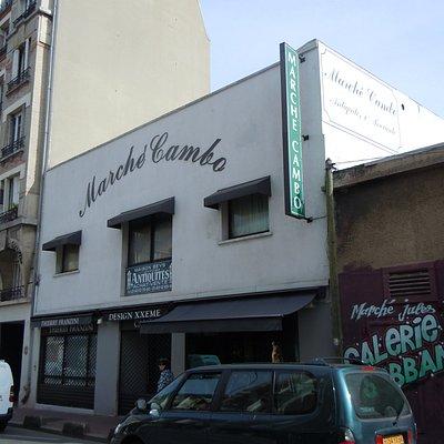 Marché Cambo