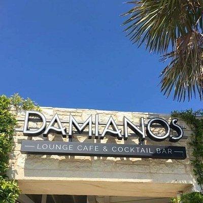 Damianos Bar, Agios Stefanos, North East Corfu