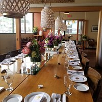 Wedding Rehearsal Dinner in our private dining rooms!!