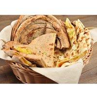 Roti Platter