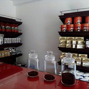 Variety of Ceylon tea