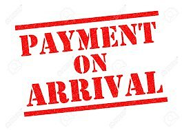 Payment on arrival available with private transfers!