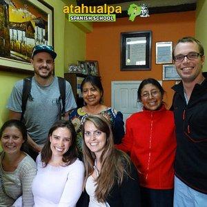 Atahualpa Spanish School Quito