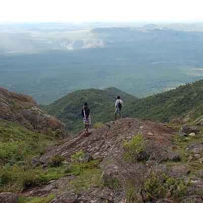 Trek around Bellikkal Lake
