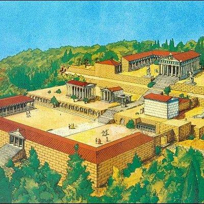 как выглядел Асклепион в древности