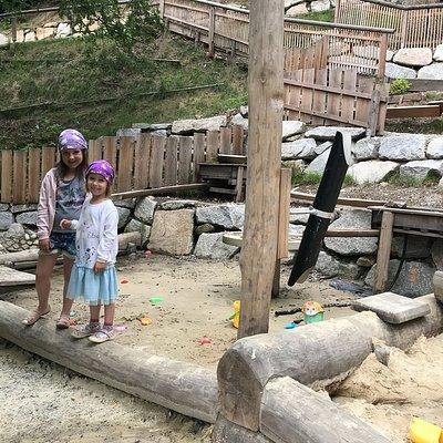 Besuch des Wassererlebnisparks im Juni 2018