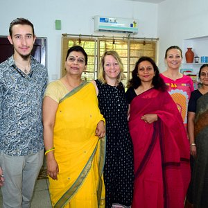 Hindi classes for foreigners in India