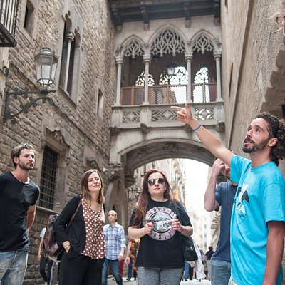 Gothic Quarter Tour with Carlitos
