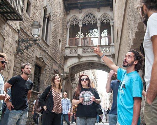 Gothic Quarter Tour with Carlitos