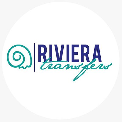 Logo Riviera Transfers MX sin marco