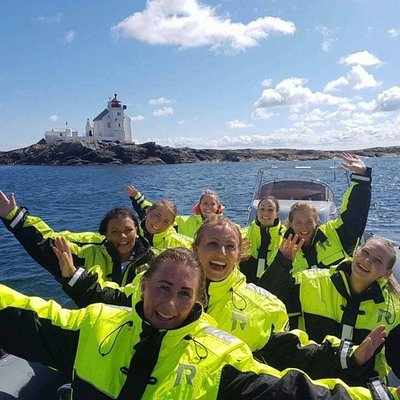 Sightseeing In our beautiful archipelago