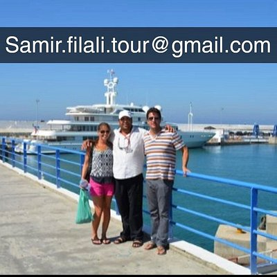 By tangier port