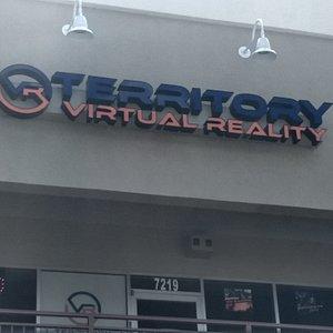 Orlando's Only True Virtual Reality Game Arcade.