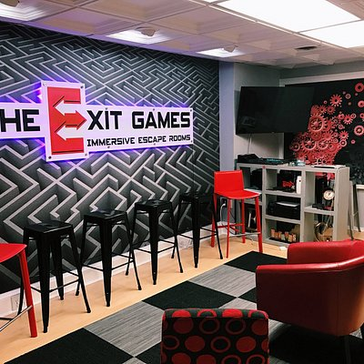 The Exit Games, Wilmington NC Escape Room